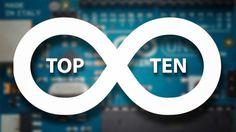 Top 10 Kickass Arduino Projects