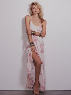 Free People Sun Goddess Maxi at Free People Clothing Boutique