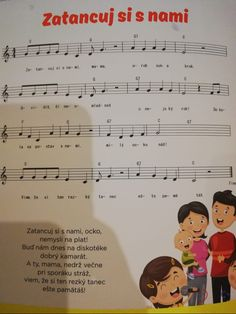 Sheet Music, Preschool, Jar, Songs, Education, Kids, Music, Carnavals, Young Children