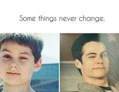 never change Dylan... you're absolutely perfect just the way you are... you're…