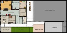 doggie daycare floor plans | ... pet's comfort and safety in mind, offers many special features