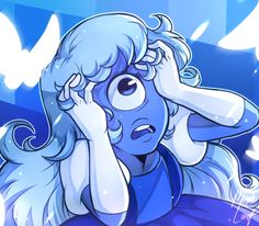 sapphire from that one promo cause holy moly what does it mean