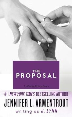 The Proposal (Wait for You #2.5) by J. Lynn Short but sweet www.adealwithGodbook.com