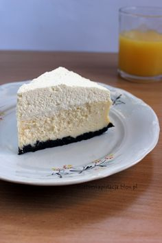 Triple Vanilla Cheesecake | Sernik Waniliowy (in Polish)