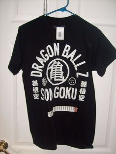 3ad1917ef29 DRAGON BALL Z SON GOKU BLACK MEN S SIZE SMALL T SHIRT NEW SPENCER S   SPENCERS  GraphicTee