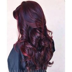 Are you looking for Dark Hair Color For Red Burgundy Violet Purple Hair Colors? See our collection full of Dark Hair Color For Red Burgundy Violet Purple Hair Colors and get inspired! Twisted Hair, Hair Color Purple, Purple Tips, Hair Color For Brown Skin, Wine Red Hair Color, Hair Highlights, Burgundy Highlights, Dark Red Balayage, Dark Red Highlights