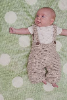 Ravelry: Photo Prop Suspender Pants pattern by Angie Cruise - pattern $7