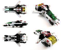 Space Express II   by gw's lego