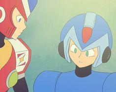 Zero stole X's precious thing by metalhime on DeviantArt Mega Man, Super Smash Bros Brawl, Megaman Series, Bambi And Thumper, Fighting Robots, Fanart, Teenage Ninja Turtles, Anime Undertale, Weird Dreams