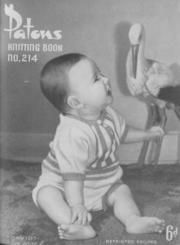 Patons 383 Vintage Baby Knits