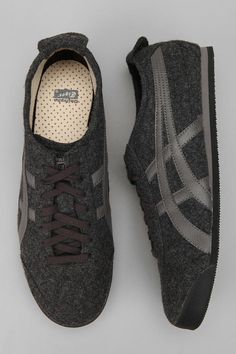 $50 - Asics - Felt Training Sneakers from 1966