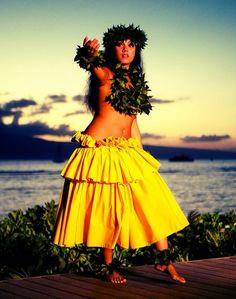 .Hawaii hula