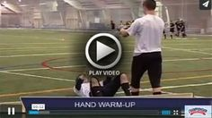 Goal Keeper Drills - Verne Gingrich - Univ. of Notre Dame [VIDEO] - Watch: Goal Keeper Drills - Verne Gingrich - Univ. of Notre Dame