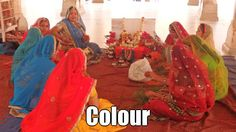 http://www.davidstours.com.au Witness the bright colors and people when visiting India with David's Tours