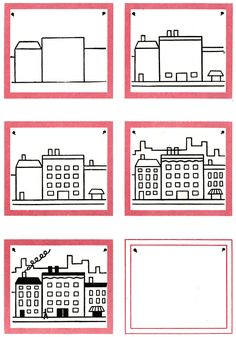 How to Draw a Building Kids Drawing Lesson.