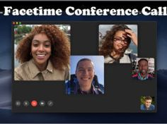 You can now make conference calls! Facetime conference call is the process of calling more than five persons at the same on Facetime Call Forwarding, Call Support, Conference Call, Tv Series, How To Make, Ideas, Thoughts