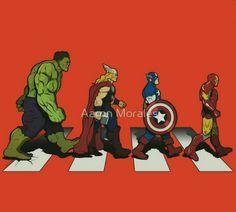 Marvel Road
