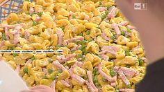 La ricetta dei tortellini panna prosciutto e piselli di Riccardo Facchini del 28 ottobre 2015 - La prova del cuoco