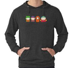 Lightweight Hoodie, teenage, typography t shirts, cool, retro, fashion, new, original, unique, clever, men, modern, girl, woman, unisex, inspirational, gift, birthday, popular, title, birthday gift, south park, south park t shirts, south park illustration, south park illustrations, cartman, kenny, kyle, stan, eric cartman t shirts, eric cartman illustrations, cartman quotes, tv show, televison, tv series, tv show t shirts, series t shirts, comedy tv show, robot, robot illustrations, robot…
