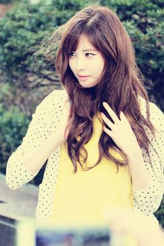 seohyun of snsd - missing long hair... cries... i've had short hair for so long... why do i suddenly miss long hair?