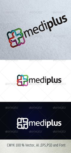Medical Logo Template Logo for sale just 29$