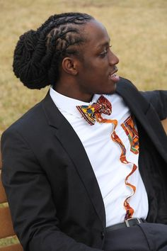Man Locs | Love his outfit too ♥