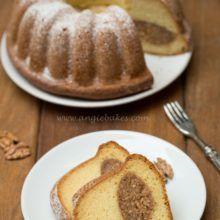 Orechová bábovka French Toast, Pancakes, Breakfast, Recipes, Food, Morning Coffee, Recipies, Essen, Pancake