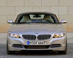 BMW Z4 Frontalview