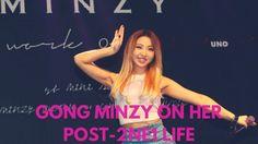 Kpop 2017 | Gong Minzy On Her Post-2NE1 Life