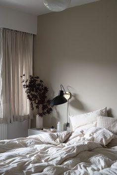 Home Bedroom, Bedroom Ideas, Bedrooms, Minimal Bedroom, Modern Bedroom, Nordic Style, Beautiful Interiors, Boho Decor, Interior Inspiration
