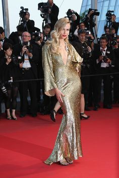The Best Dressed at Cannes 2015 - Every Gorgeous Gown from the 2015 Cannes Film Festival- StyleBistro