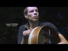 Bodhran Solo by Josselin Fournel (DOOLIN') - sept. 2011.