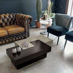'Tetris' coffee table: Side tables & trays by My Italian Living