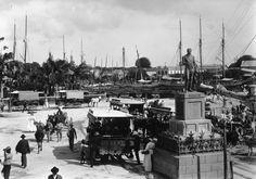 Trafalgar Square, Bridgetown, Barbados | by The Caribbean Photo Archive