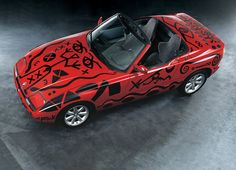 Now accepting entries for the first BMW Portland Vehicle Art contest. Winning design will be applied to a 2013 BMW Coupe. Deadline May Bmw Z1, Custom Bmw, Custom Cars, Aston Martin, Bmw 650i, Bmw Alpina, Roadster, Car Painting, Vintage Trucks