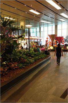 Changi Airport Singapore – Asia