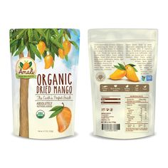 Amali Dried Mango | 99designs