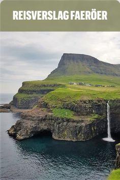 Reisverslag Faeröer Eilanden. Reistips en wandelingen op deze bijzondere reisbestemming. Outdoor Travel, Hiking, World, Water, Walks, The World, Water Water, Aqua, Trekking