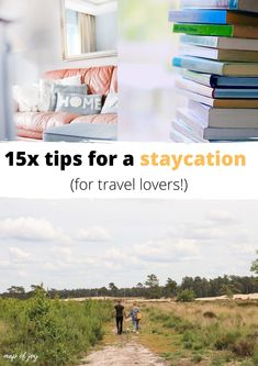 Enjoying some time off at home and looking for things to do at home? Here you can read all about tips for a staycation, for travel lovers. All things are related to travel. North Europe, Things To Do At Home, Leaving Home, City Break, Staycation, Outdoor Travel, Travel Tips, Road Trip, Lovers