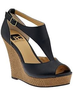BC Footwear Lickety Split | Piperlime I love these so much it hurts! Can't decide on black or tan!