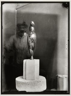 Constantin Brancusi, Self portrait, Paris, 1928-1932