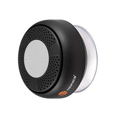 Bluetooth Shower Speaker, TaoTronics Water Resistant Wireless bluetooth Speaker (Build-in Microphone, Solid Suction Cup, 6 hrs Play Time) Speakers For Sale, Best Speakers, Built In Speakers, Waterproof Bluetooth Speaker, Bluetooth Speakers, Gadget Gifts For Men, Audio Hifi, Musik Player, Iphone