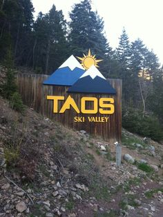 Taos Ski Valley in New Mexico
