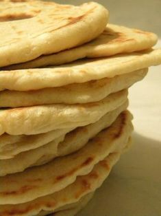 Easy Homemade Pita Bread