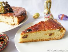 Reteta Pasca Sweets Recipes, Easter Recipes, Holiday Recipes, Cooking Recipes, Desserts, Romanian Food, Romanian Recipes, Healthy Sweets, Cheesecakes