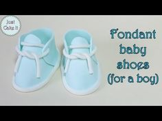 New Baby Shoes Fondant Watches Ideas Christening Shoes, Baby Boy Christening, Baby Boy Shoes, Boys Shoes, Baby Booties, Fondant Baby Shoes, Baby Shoes Tutorial, Cake Tutorial, Shoe Template