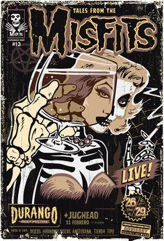 Die die die, my darling. The Misfits