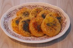 Fra sjel til mage - en matblogg: Parmesankjeks med valmuefrø