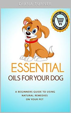 want to learn more about safely using essential oils with your dog? this ebook is FREE right now on Amazon.  There's also one for cats that's free right now, too.  click image for link
