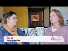 "Xtraordinary Women Helderberg Chapter interviews Nina Hill about her talk ""Shift Your Mindset from Stress to Flow"". Interviewed by Helderberg Chapter Leader ."